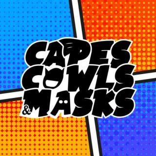 Capes, Cowls & Masks