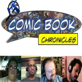 CSPN's Comic Book Chronicles – The CSPN