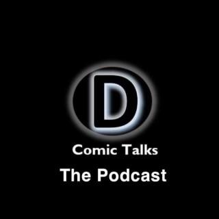 Detective Comic Talks Podcast