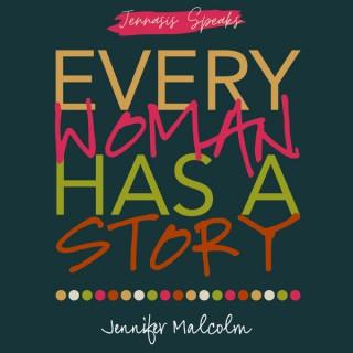 Jennasis Speaks: The Transformative Power of Women's Stories