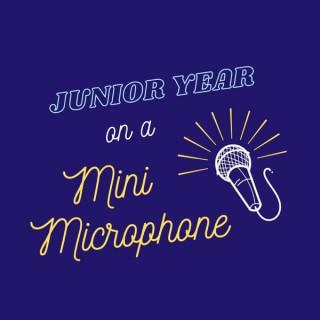 Junior Year on a Mini Microphone