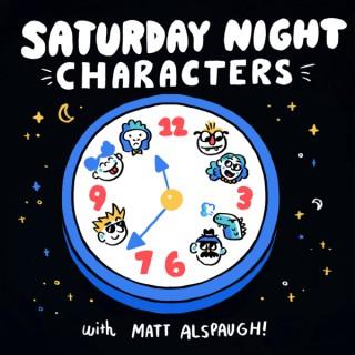 Saturday Night Characters