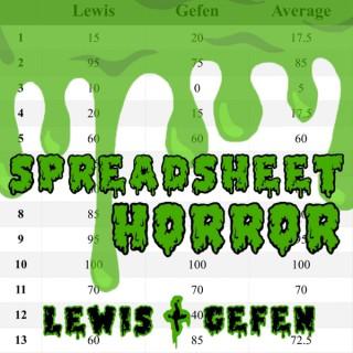 Spreadsheet Horror