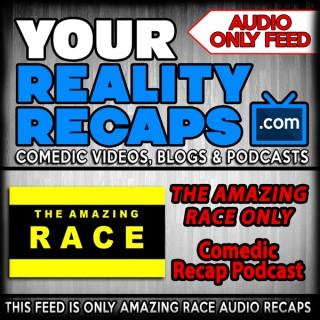 Your Reality Recaps: Amazing Race Podcast