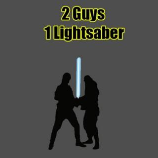 2 Guys 1 Lightsaber