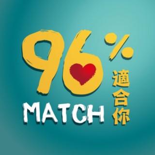 96%???  Match