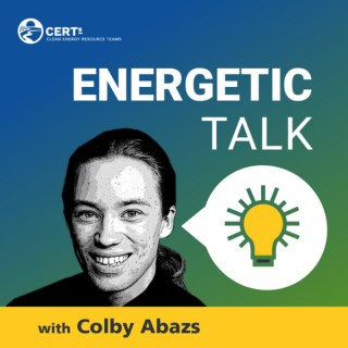 Energetic Talk with Colby Abazs