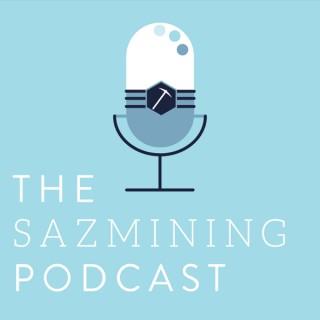 Everything Crypto Mining : The Sazmining Podcast