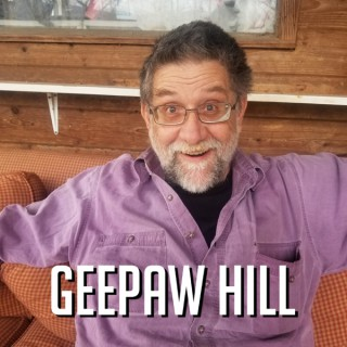 PawCast with GeePaw Hill
