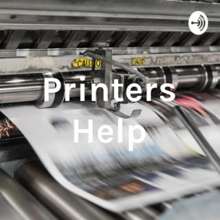 Printers Help