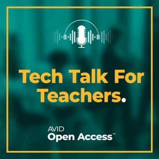 Tech Talk For Teachers