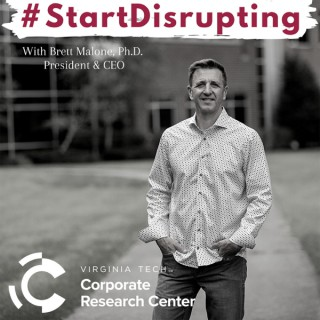#StartDisrupting