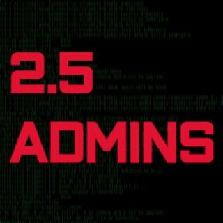 2.5 Admins