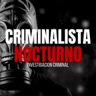 CRIMINALISTA NOCTURNO