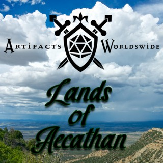 Artifacts Worldswide - Lands of Aecathan