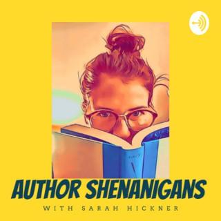 Author Shenanigans Podcast