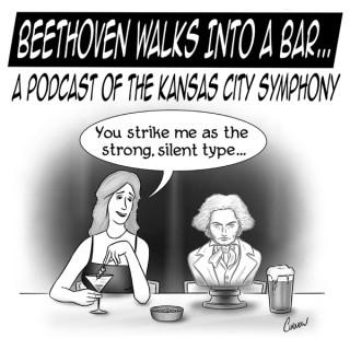 Beethoven walks into a bar...