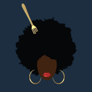 BLACK GIRLS EATING