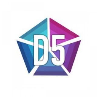 D5 Presents: Black Ink& Blue Blood