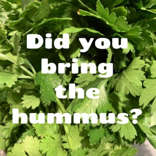 Did You Bring the Hummus?