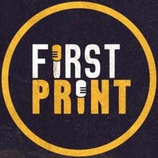 First Print - Podcast comics de référence