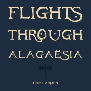 Flights Through Alagaësia