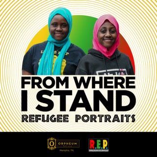 From Where I Stand: Refugee Portraits