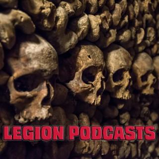 Legion Podcasts