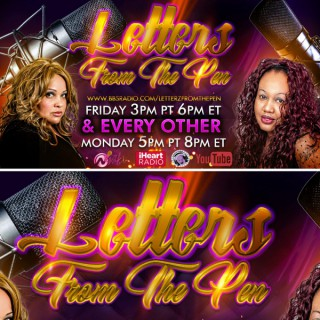 LetterZ From the Pen with RnB singer Nikia and Hip Hop artist Dee