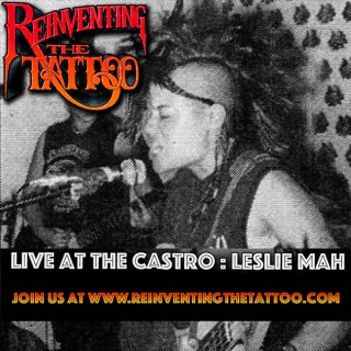 Live in the Castro: A Tattoo Podcast