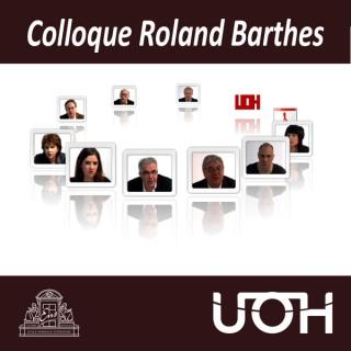 Colloque Roland Barthes
