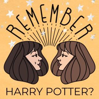 Remember Harry Potter?