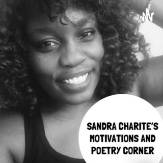 Sandra Charite's Inspiration & Poetry Corner