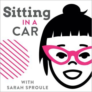 Sitting in a Car