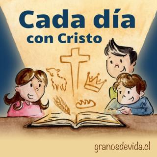 Cada día con Cristo — Podcast infantil