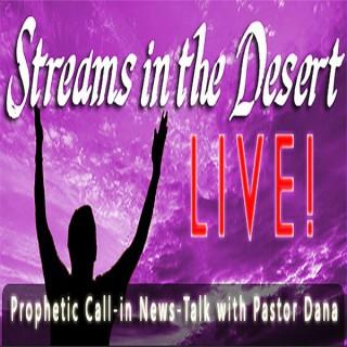 Streams in the Desert LIVE!