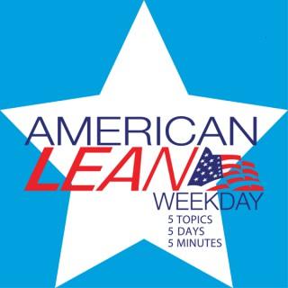 American Lean Weekday: Leadership | Lean Culture & Intrapreneurship | Lean Methods | Industry 4.0 | Case Studies