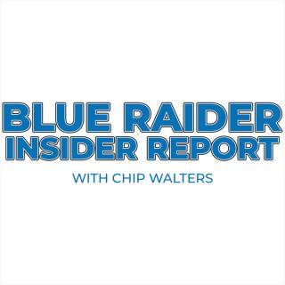 Blue Raider Insider Report Podcast