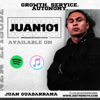 JUAN 101 by SORTAHQ