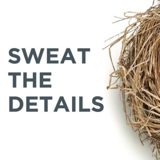 Sweat the Details by Nest Realty