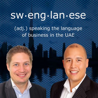 Swenglanese - talking business in the UAE