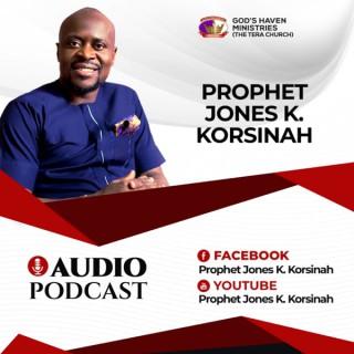 Prophet Jones K Korsinah