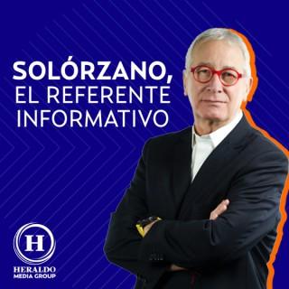 Solórzano, el referente Informativo