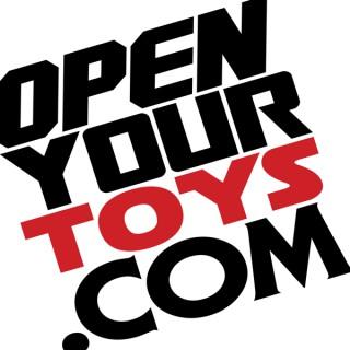 Open Your Toys Cast