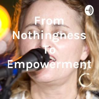 Jyoshna - From Nothingness To Empowerment