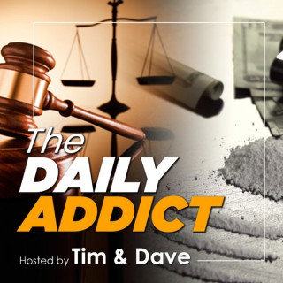 The Daily Addict Podcast : Drug Law Reform Network