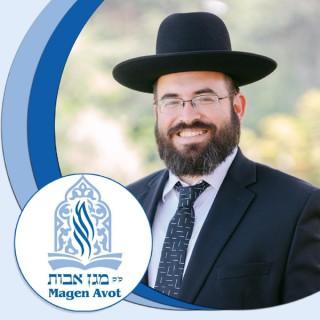 Magen Avot Halacha  & Parasha by Rabbi Lebhar