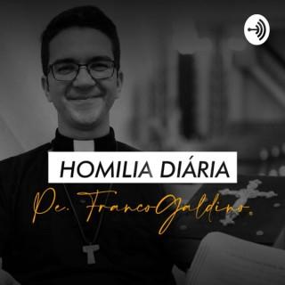 Homilia Diária - Pe. Franco Galdino, CCSh