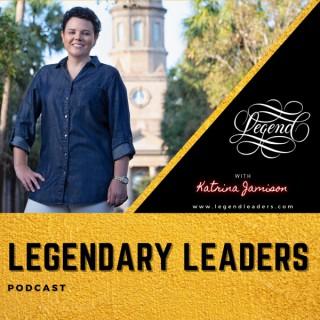 Legendary Leaders: Making Legendary Leaders
