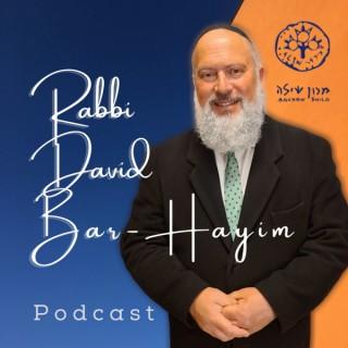 Rabbi David Bar-Hayim